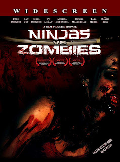 Honourable Mention: Ninjas Vs Zombies: Special Edition