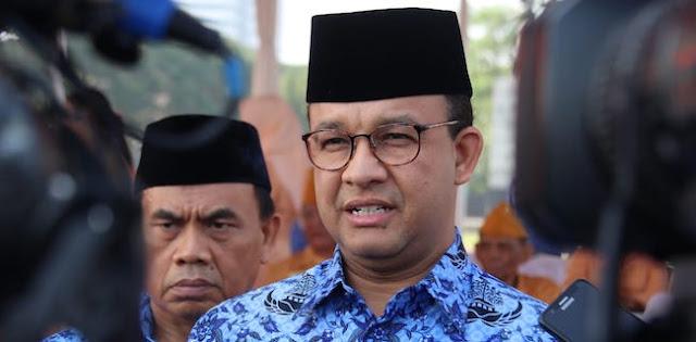 Anies Beberkan Alasan PSBB Jakarta Kembali Diperpanjang