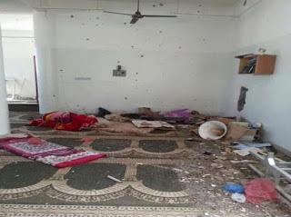 Dalam 2 Tahun Pemberontak Syiah Houthi Hancurkan 299 Masjid Di Yaman