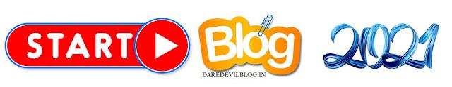 Start New blog 2021
