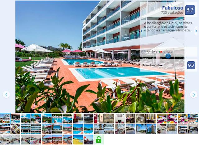 Apartamento Areias Village em Albufeira