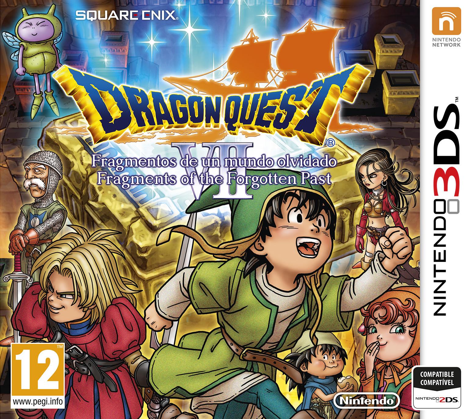 Dragon Quest VII [CIA] [EUR] [MEGA] | Romscias3ds