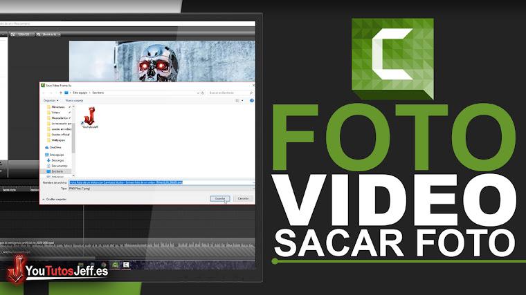 Como sacar una Foto de un Vídeo con Camtasia Studio - Extraer foto de un vídeo