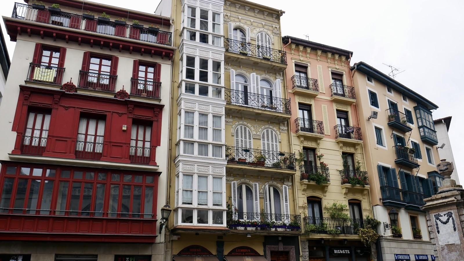 Casco Viejo Bilbao Pais Vasco España