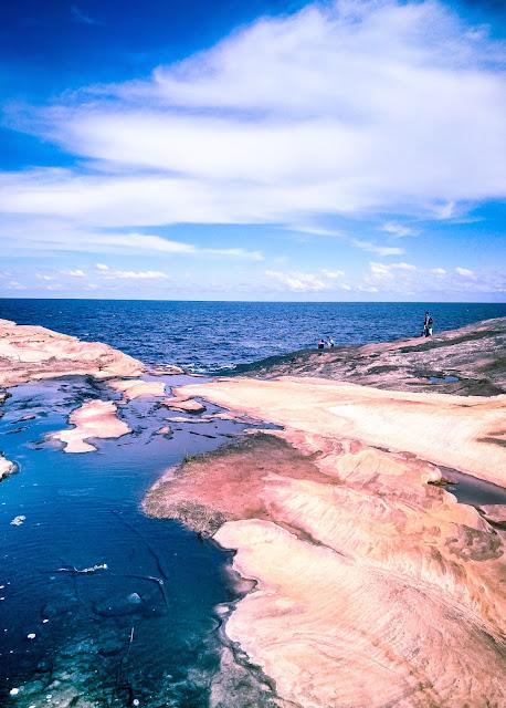The Waterrun - royal national park