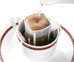 Phin giấy cà phê