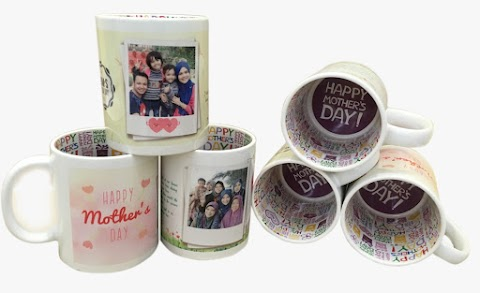 Mother's Day Mug : Personalized Mother's Day Gift from BestSub Malaysia