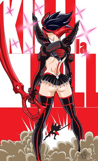 Kill la Kill BD Sub Indo : Episode 1-24 END | Anime Loker