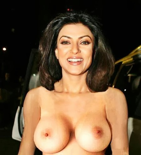 Exclusive Sushmita Sen Bikini Photos