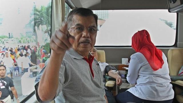Keras, Ungkapan Kekecewaan JK Ambulans PMI Dituduh Bawa Batu bagi Pedemo