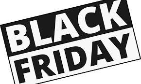 Έρχεται  η  Black Friday και η  Cyber Monday