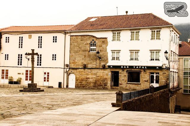 Plaza de Tapal. Galicia. Noia