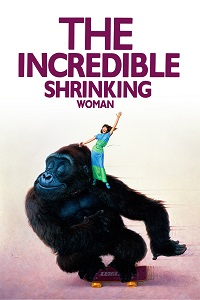 Poster The Incredible Shrinking Woman