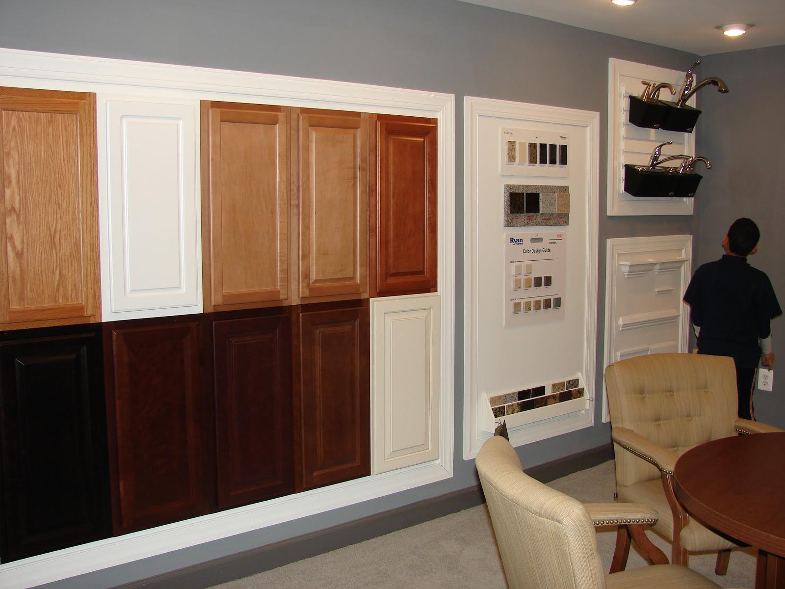Building A Ryan Home: Avalon: Cabinet Choices