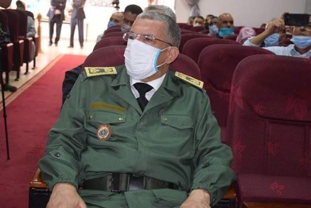 الحسين أمزال عامل إقليم تارودانت رجل الميدان ورجل المواقف الشجاعة يقود مسيرة التنمية بالإقليم بكل نجاح