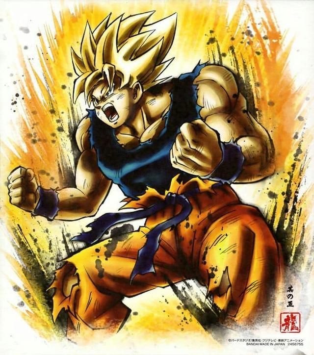 FanArt Dragon Ball - Supper Cool - BlogFanArt - Collection