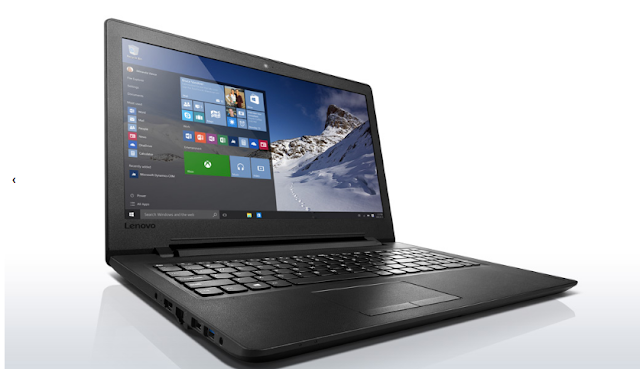 Lenovo Ideapad 110 15 inch Laptop with plenty of storage