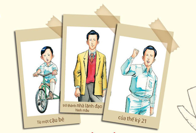 Cuộc đời ông Lý Quang Diệu được kể bằng truyện tranh