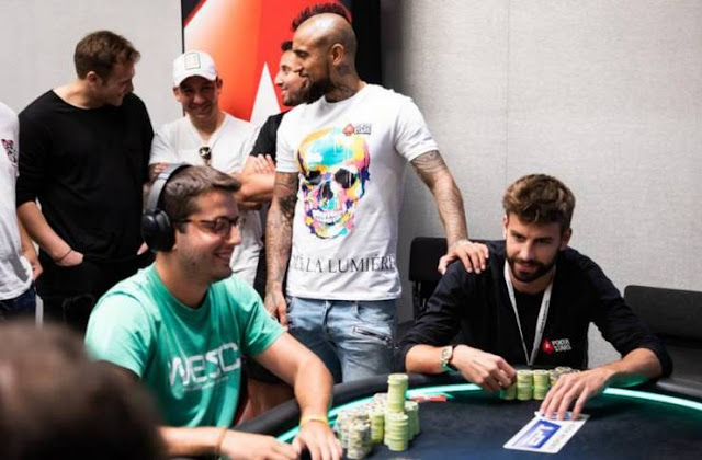 Join the Poker Contest, Two Barcelona Players are Big Profits