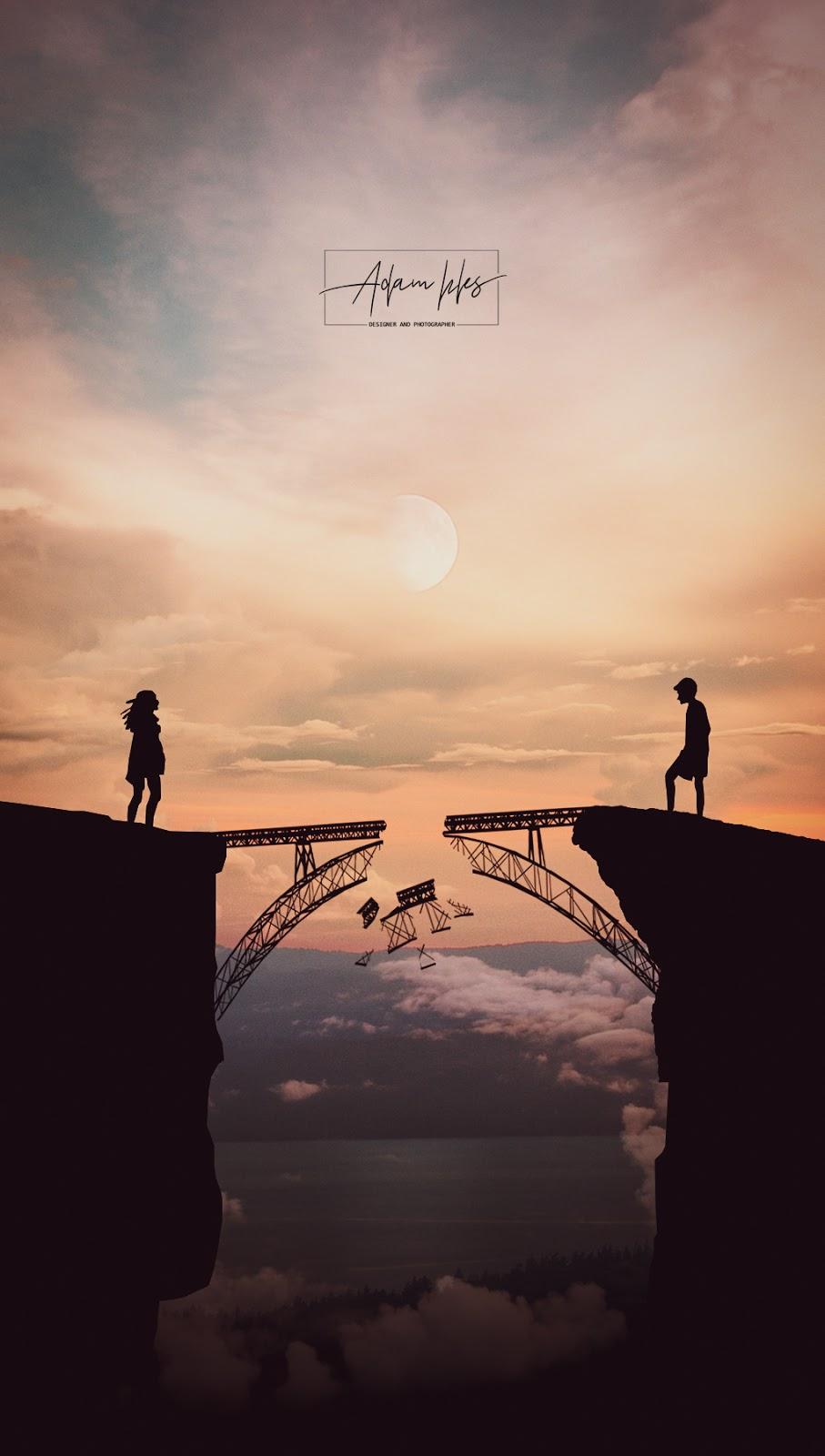 صورحب Broken Love 4k خلفيات رومانسية 2020
