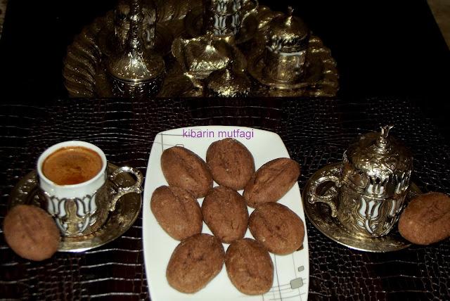 kurabiye tarifi kakaolu kurabiye tarifi kurabiye çeşitleri kahve çekirdeği kurabiye kahve çekirdeği şeklinde kurabiye tarifi