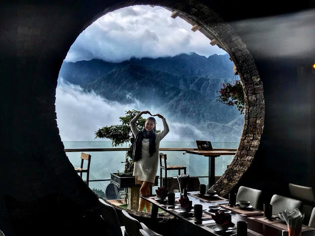 Sapa Sky View restaurant & bar