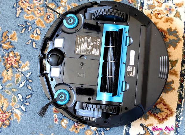 robot aspirapolvere shark ion