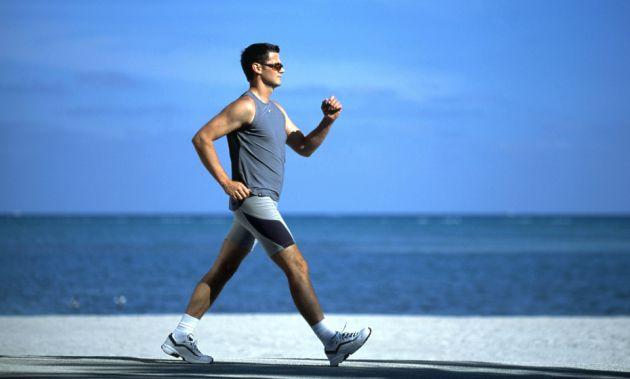 Το γρήγορο περπάτημα είναι πιο αποτελεσματικό από το γυμναστήριο