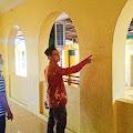 Masjid Bersejarah 'Peninggalan Raja Karang' Aceh Tamiang Jadi Korban Vandalisme