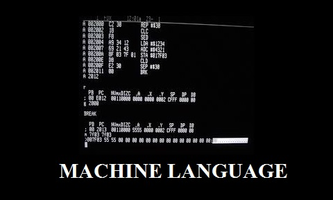 Machine-laguage