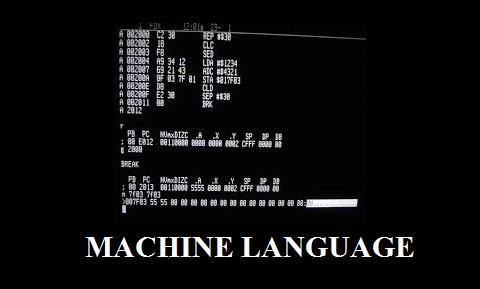 Machine-laguage