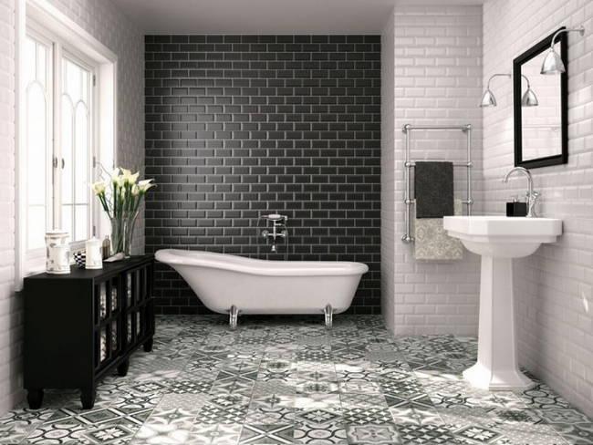 banyo zemin çeşitleri