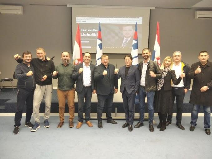 Markotić gradonačelnik, u Gradskom vijeću i kandidatkinja iz Šipovače