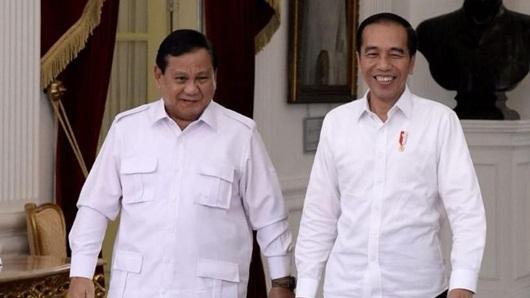 Prabowo Bangga Jokowi Raih Asian of The Year 2019: Luar Biasa
