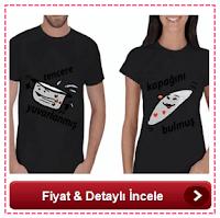 İlginç t-shirt modelleri