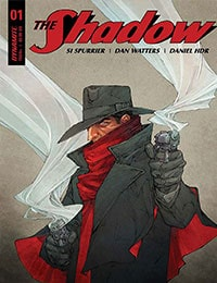 Read The Shadow (2017) comic online
