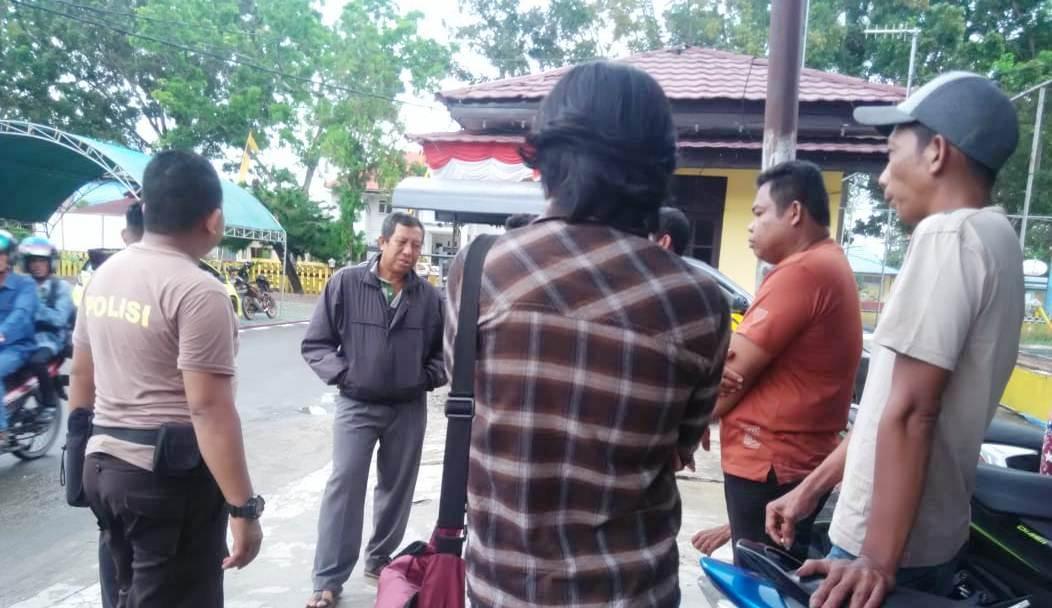 Diduga Ilegal dan Resahkan Warga, Tambang Galian C di Desa Malulu Dilaporkan ke Polres Tolitoli