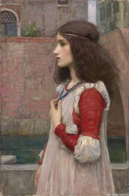 John William Waterhouse Джульетта