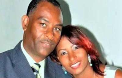 Pastor mata su esposa