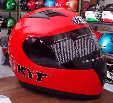 Spesifikasi dan Harga Helm KYT R10 Terbaru