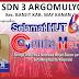 SDN 3 Argomulyo Mengucapkan Selamat HUT 4Tahun Genta Merah