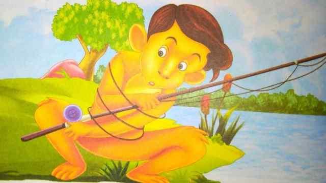 Nursery Stories In Hindi For Kids