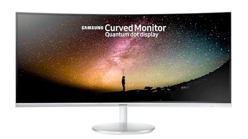 Monitor SAMSUNG Curved LED 34 Zoll C34F791WQE