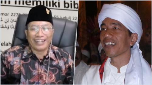 Rendahkan Nabi, Muhammad Kece Bilang Jokowi Lebih Tinggi daripada Nabi Muhammad