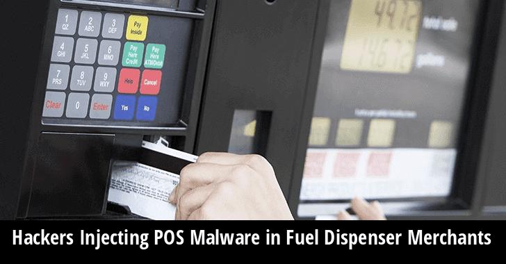 Fuel Dispenser Merchants