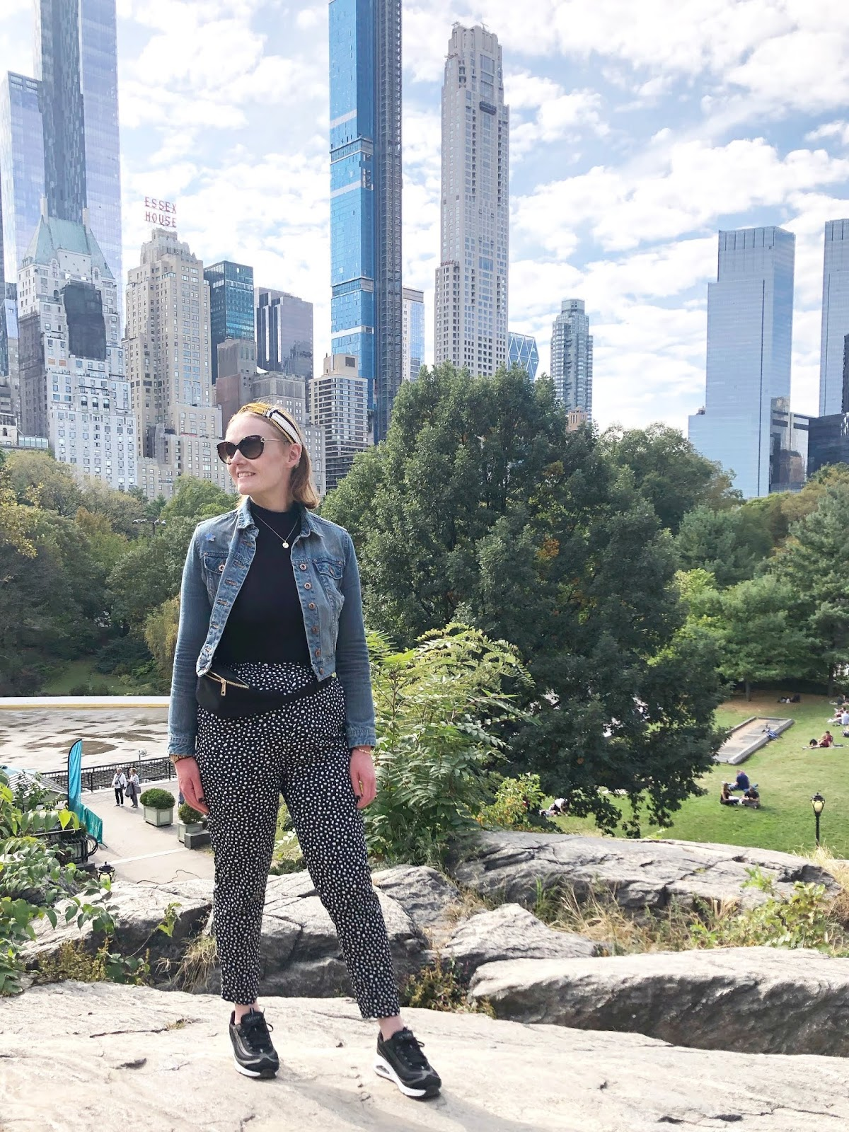 40 Things You Must Do In New York New Girl In Toon