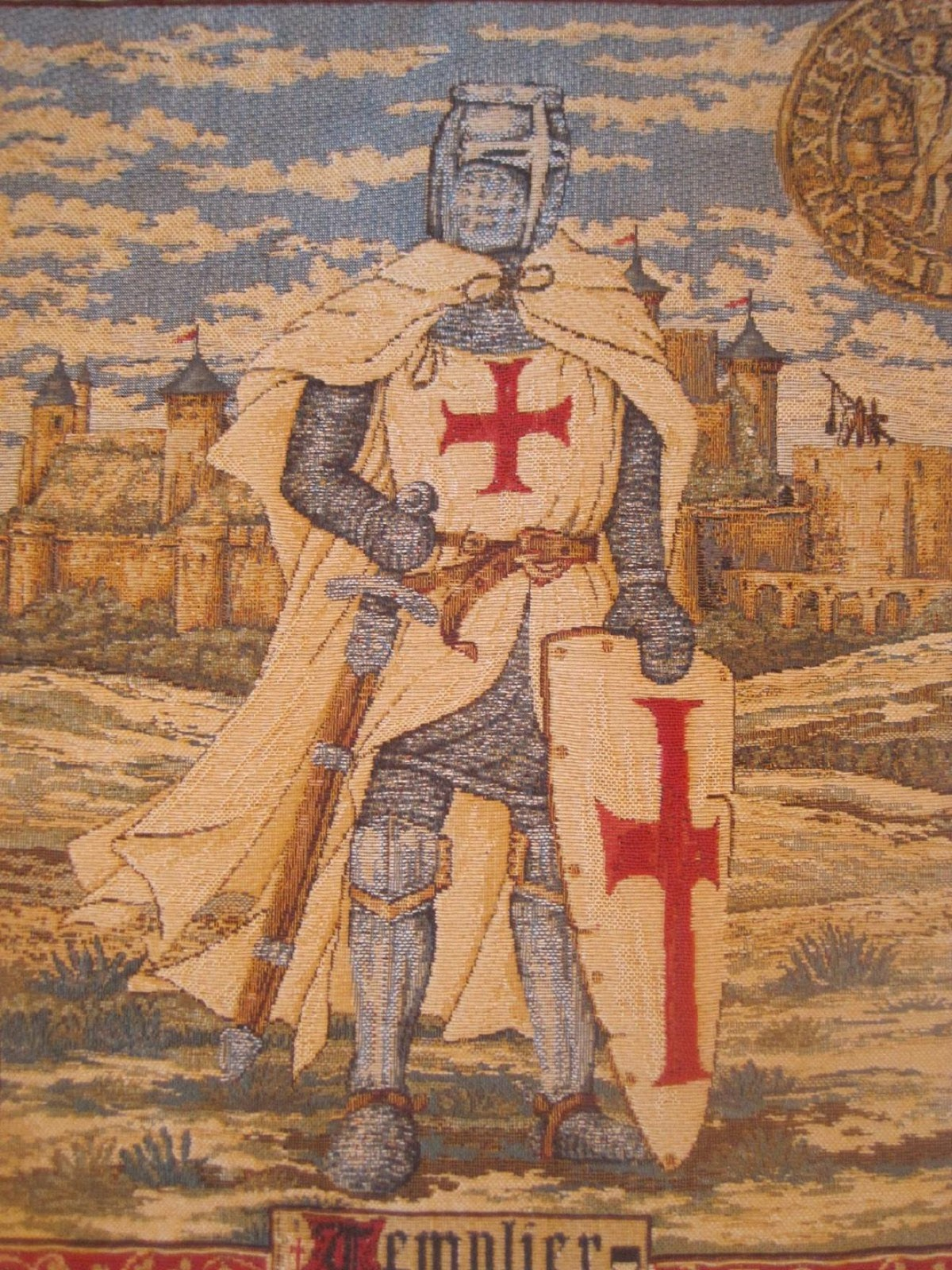 Who are the crusaders, why are they called that