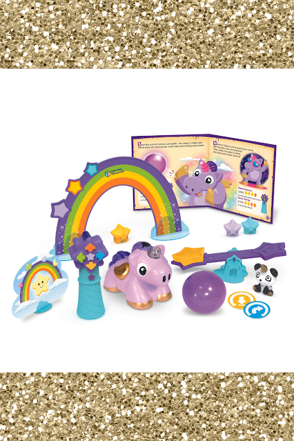 Skye the Unicorn MagiCoders Toy Learning Resources