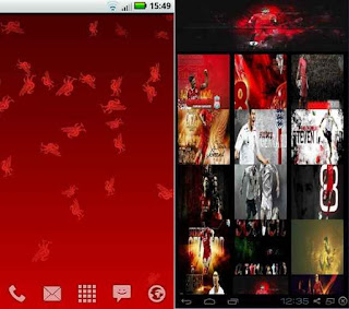 Live Wallpaper Liverpool Android