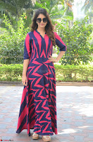 Actress Surabhi in Maroon Dress Stunning Beauty ~  Exclusive Galleries 004.jpg
